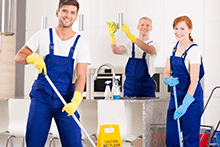 Housekeeping and deep Cleaning